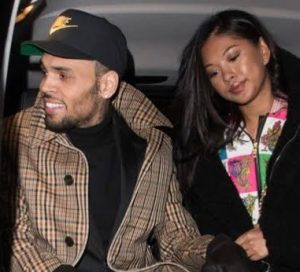 Chris Brown declares love for Ammika Harris on her birthday 5