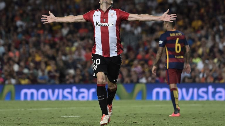 Athletic Bilbao Striker, Aritz Aduriz Retires From Football Due To Hip Injury 5