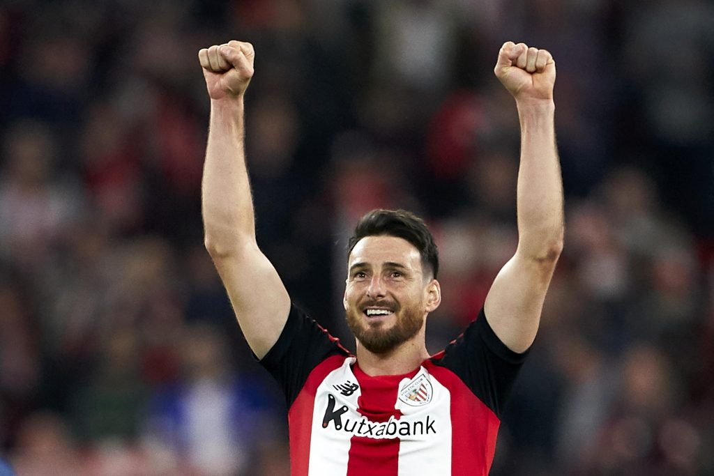 Athletic Bilbao Striker, Aritz Aduriz Retires From Football Due To Hip Injury