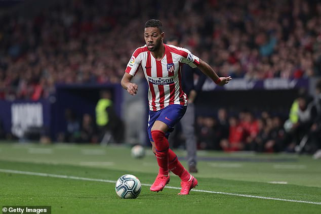 Atletico Madrid Player, Renan Lodi Has Reportedly Tested Positive For COVID-19