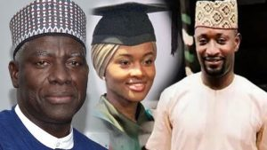 Anthony Okolie: Court Awards N10m Against DSS, Absolves Buhari's Daughter 9