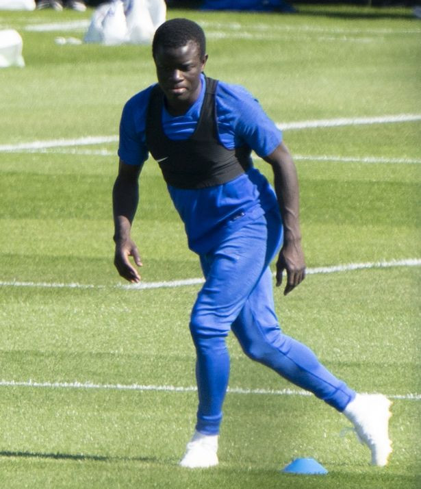 Chelsea To Allow Kante Miss Matches Till End Of Season If Fears Over Coronavirus Persists