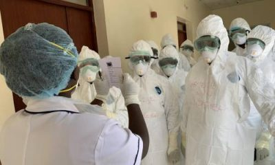 Doctors Embark on Indefinite Strike Over Undeclared Covid-19 Cases in Cross River State