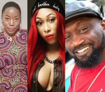 Cynthia Morgan Writes Open Letter, Says Thank You To Jude Okoye And Joy Tongo