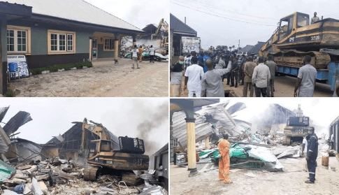 Demolished Hotel's Manager Among 27 New Cases Of Coronavirus – Rivers State Gov't