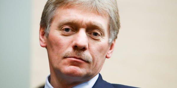 Vladimir Putin's Spokesperson, Dmitry Peskov Tests Positive to COVID-19 6