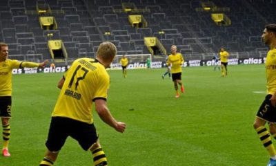 Dortmund 4 – 0 Schalke 04 Highlights Mp4 Download