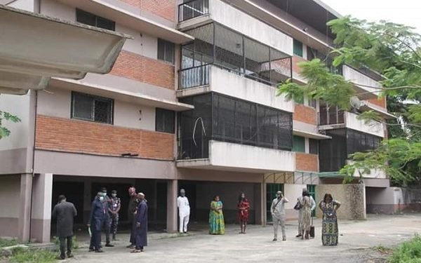 EFCC Gives Lagos Diezani's Building For Isolation Centre