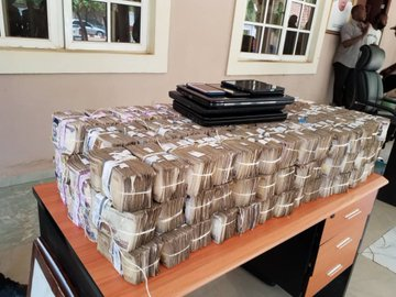 EFCC Arrests Two Chinese Men For Offering N100M Bribe To EFCC Zonal Head