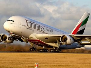 Nigerian Woman Gives Birth On Repatriation Flight From UAE 3