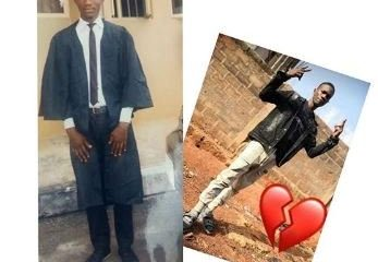 Final Year Law Student Allegedly Murdered By Police Officer