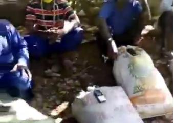 Fulani Men From Niger Republic Intercepted In Enugu State (Video)