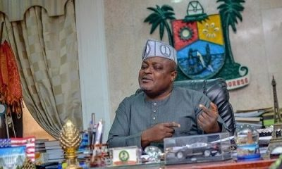 Obasa: Court Freezes Lagos Speaker's Accounts... He's Also Being Grilled By EFCC