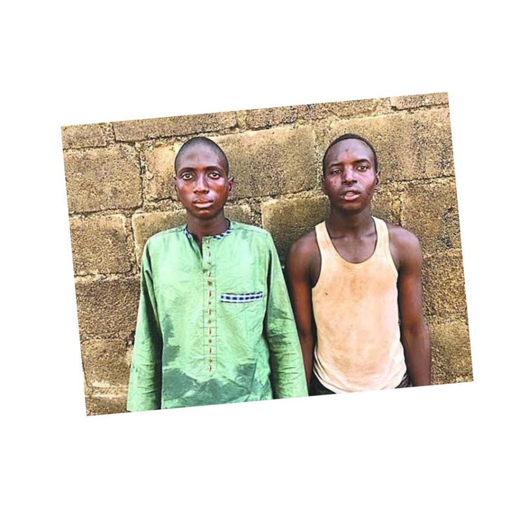 I Killed My Brother Because Our Father Preferred Him To Me – 20-Year-Old Boy Confesses