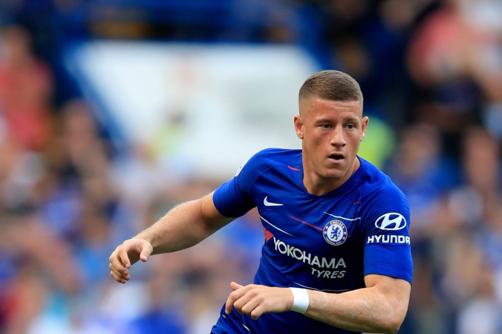 Chelsea Player, Ross Barkley Is In Search Of His Nigerian Father