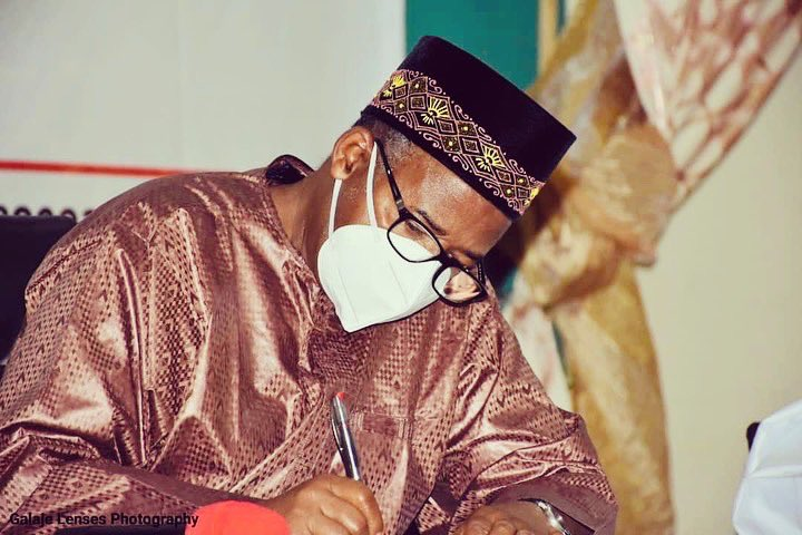 Governor Bala Mohammed Announces Lockdown In Bauchi State