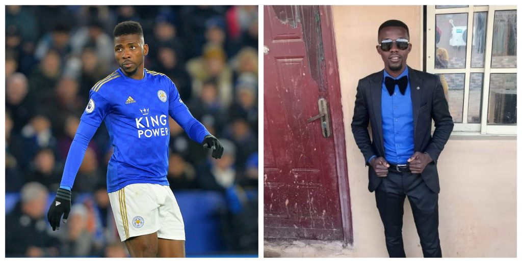 Kelechi Iheanacho's Childhood Friend Writes Open Letter To Him For Forgetting Him