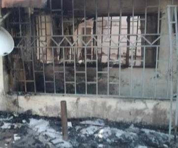 Man Sets His Pregnant Sister On Fire For Slapping Their Mother