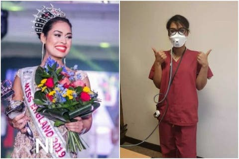 Miss England Speaks After She Hung Up Crown To Return To Work As Doctor