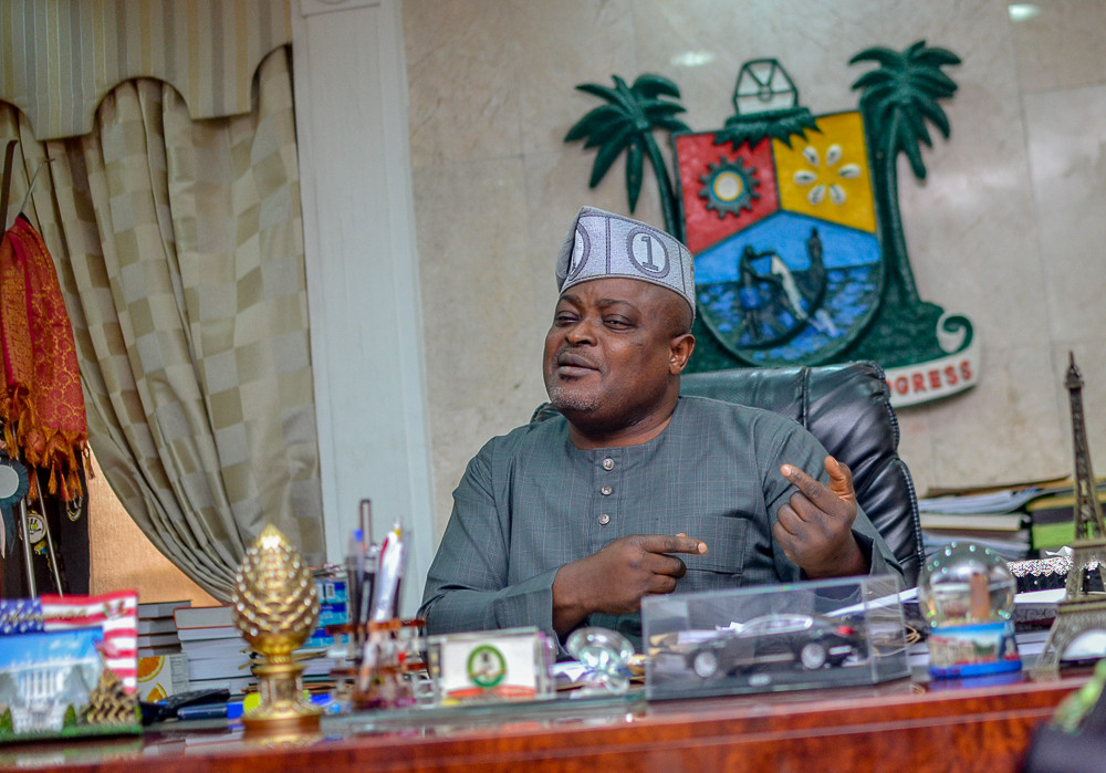 Money Is Meant To Be Spent – Lagos Speaker, Obasa Reacts To Fraud Allegations