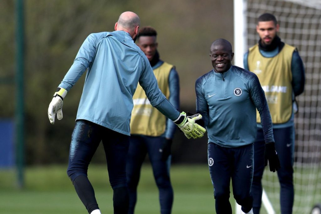 N'Golo Kante Suffered Coronavirus Symptoms, Has The Team's Backing Over Absence From Training – Caballero