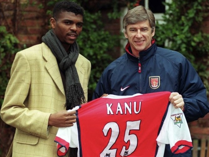 I Annoyed Kanu Nwankwo At Arsenal – Fabregas