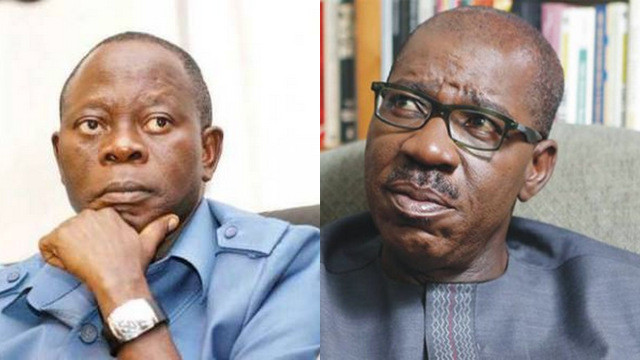 Oshiomhole Accused Of 'Spitting On The Graves' Of People Who Died Of Coronavirus