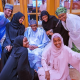 President Buhari Celebrates Eid Mubarak With His Family (Photos)