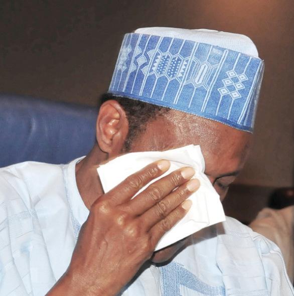 President Buhari's Nephew, Muritala Dauda Is DEAD