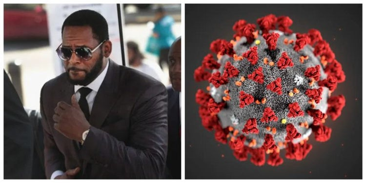 R Kelly Begs To Be Released From Prison Before Coronavirus Catches Him