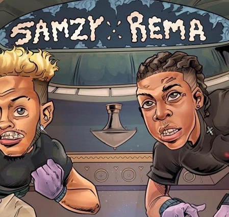 Samzy Ft Rema – Red Dots 3