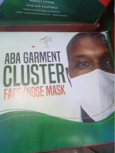 COVID-19: Abia State Delivers 1 Million Facemasks Nationwide 9