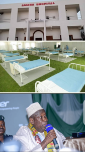 COVID-19: Governor Ganduje Rejects Kwankwaso's Hospital As Isolation Center 9