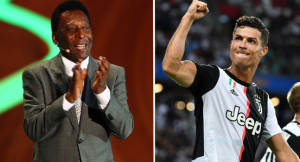 Gary Neville - Cristiano Ronaldo plans to overtake Pele's goalscoring record and become greatest of all time 3