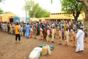 Nasarawa state government sends 788 Almajiris back to their homestates amid Coronavirus pandemic 12