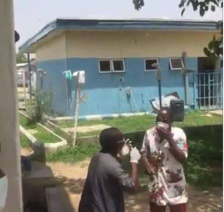Coronavirus Patients In Niger State Protest Over Poor Treatment (Photos/Video)