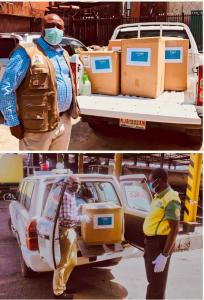 COVID-19: Flour Mills Of Nigeria Distributes 35,000 Test Kits To Kano, 14 States 6