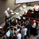 Hong Kong Lawmakers Fight Over Bill To Criminalise Abuse Of China's Anthem 8