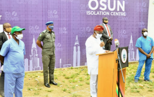 Governor Oyetola Commissions 160-Bed Isolation Centre In Osun 5