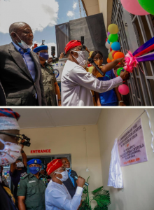 Governor Oyetola Commissions 160-Bed Isolation Centre In Osun 6
