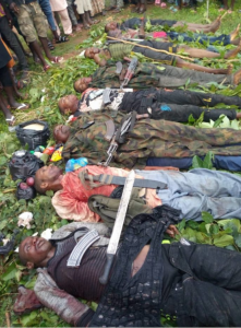 Eight Suspected Kidnappers Killed By Police In Taraba 4