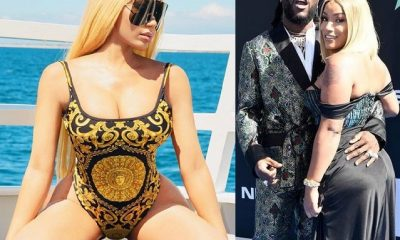 Singer, Dencia Slams Burna Boy And His Girlfriend, Stefflon Don