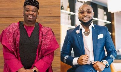Singers, Don Jazzy & Davido Begs Nigerians To Stay At Home