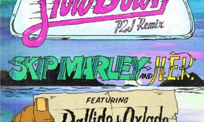 Skip Marley Ft. Davido, Oxlade, H.E.R Slow Down Remix Mp3 Download