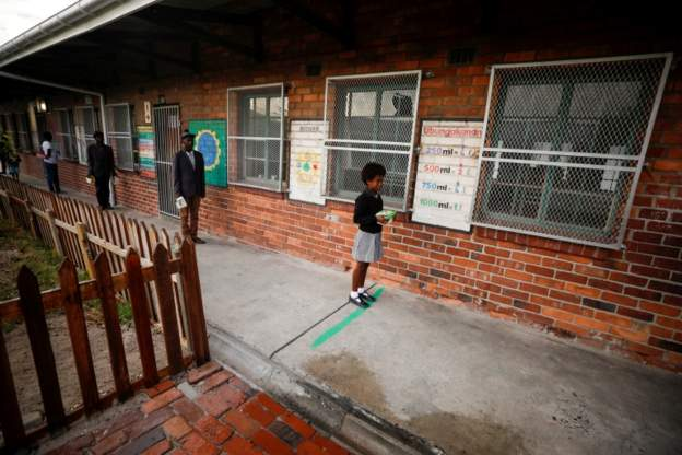 South African Teachers Head To Court Over Plans To Reopen Schools