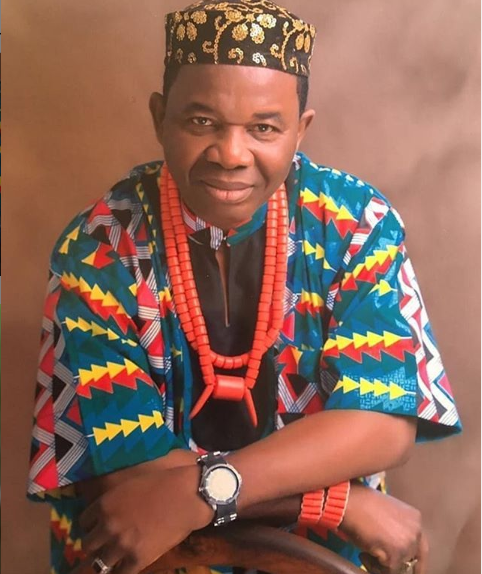 'Still The Most Handsome Actor Alive, No Arguments' - Veteran Actor, Chiwetalu Agu Says As He Shares New Picture