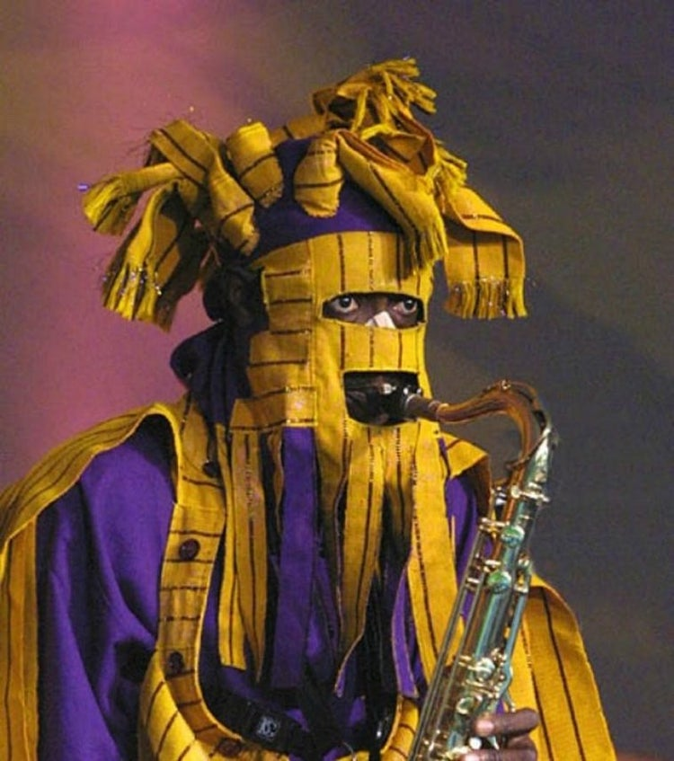 Popular Musician, Lagbaja Celebrates 60th Birthday