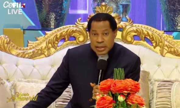 Wearing Face Mask Is An Embarrassment To Science – Pastor Chris Oyakhilome (Video)