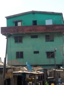 LASEMA Raises Alarm Over Distressed 3-Storey Building 3