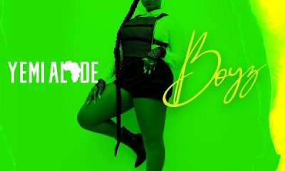 Yemi Alade Boyz Mp3 Download